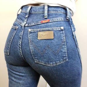 Vintage High Waist Wrangler jeans - Size 24